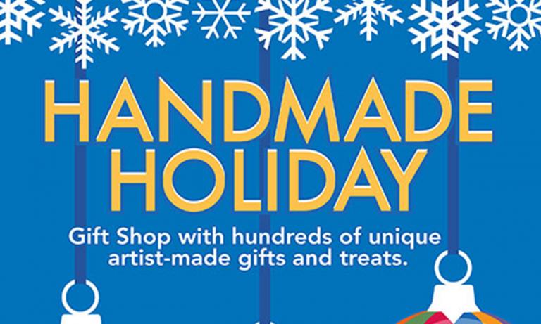 Handmade Holiday logo