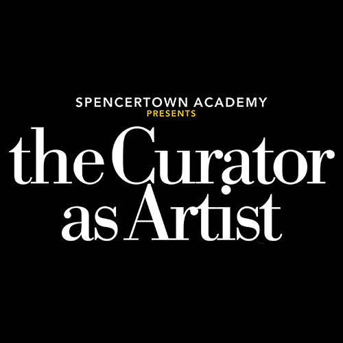 the Curator as Artist
