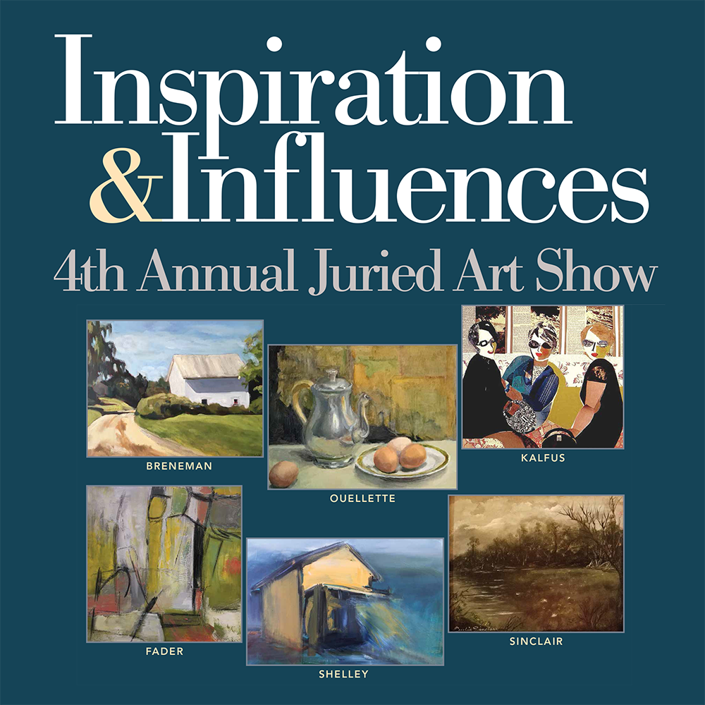 the Annual Juried Show: Inspiration and Influences