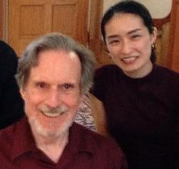 Yek Wade and Mitsuko Suzuki