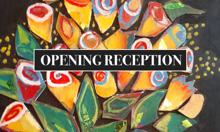 Curator as Artist Gallery Show Opening Reception at Spencertown Academy