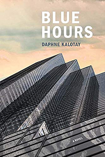 """Book Cover for """"Blue Hours"""" by Daphne Kalotay"""