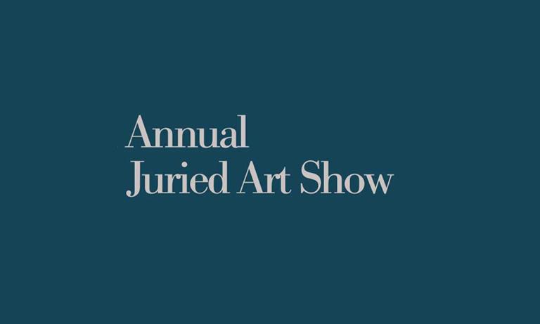 Regional Juried Art Show