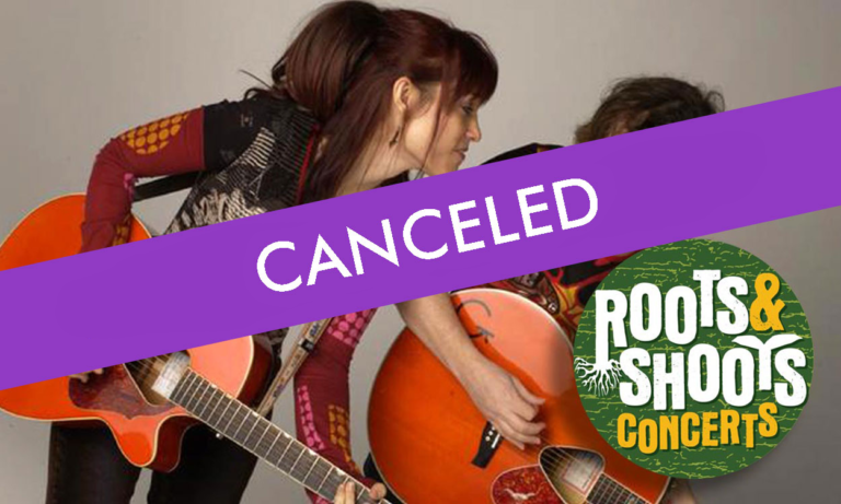 The Kennedys' Concert at Spencertown Academy is canceled