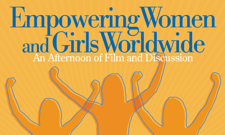 Conversations with Neighbors: Empowering Women and Girls Worldwide