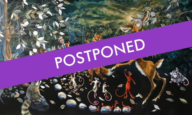 Whimsey Postponed