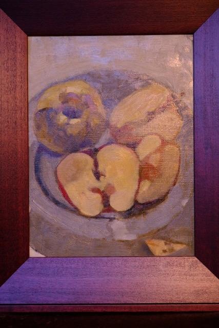 Alice McGowan Apple Pieces