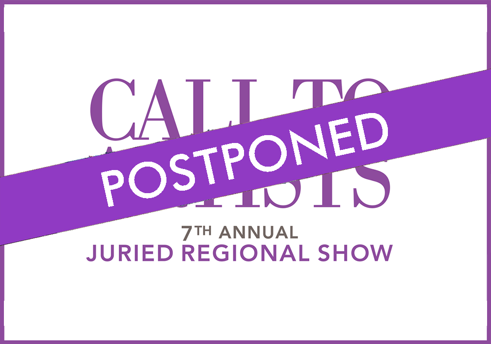 Call To Artists Postponed
