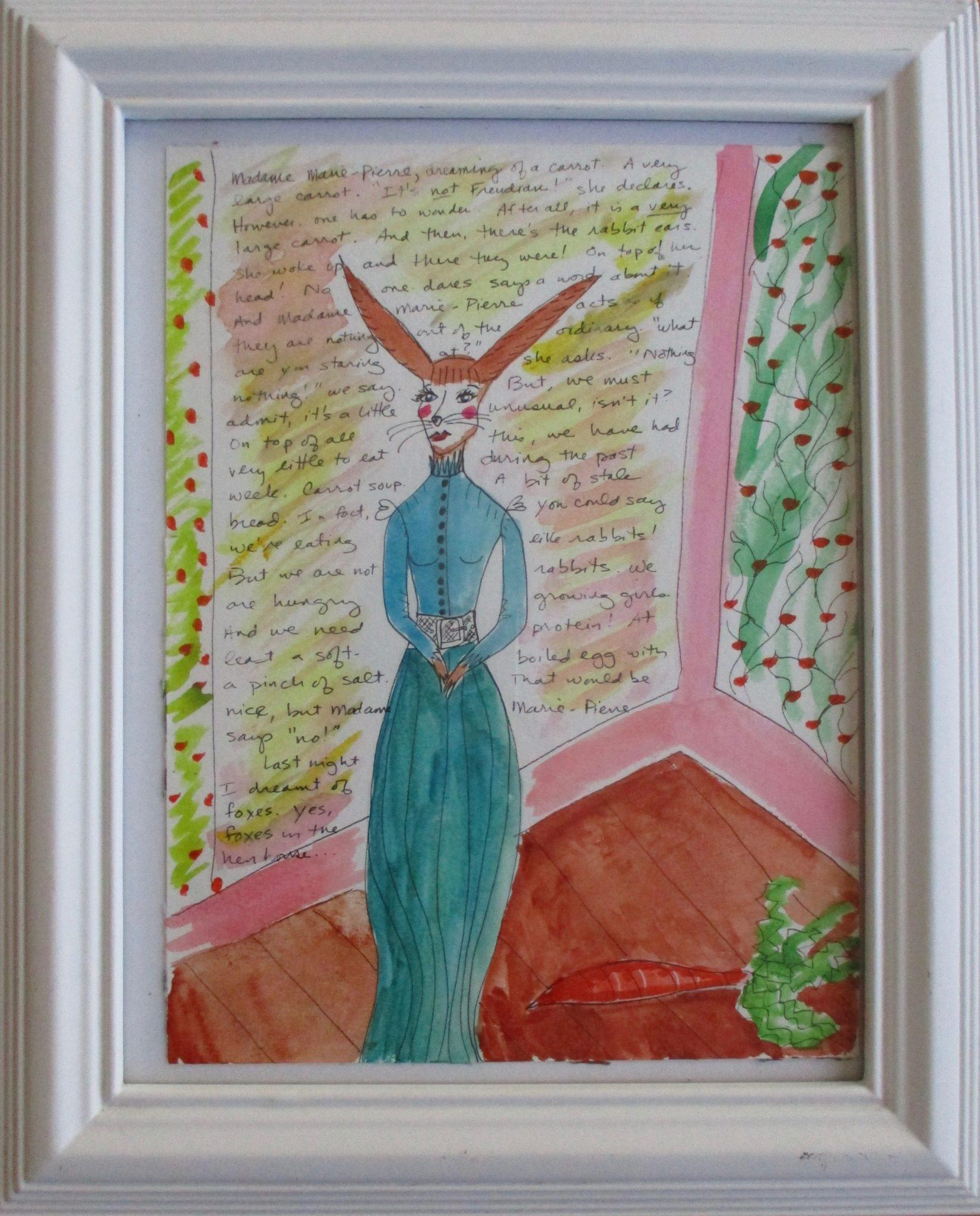 Cat Callan, Jamie - Madame Marie
