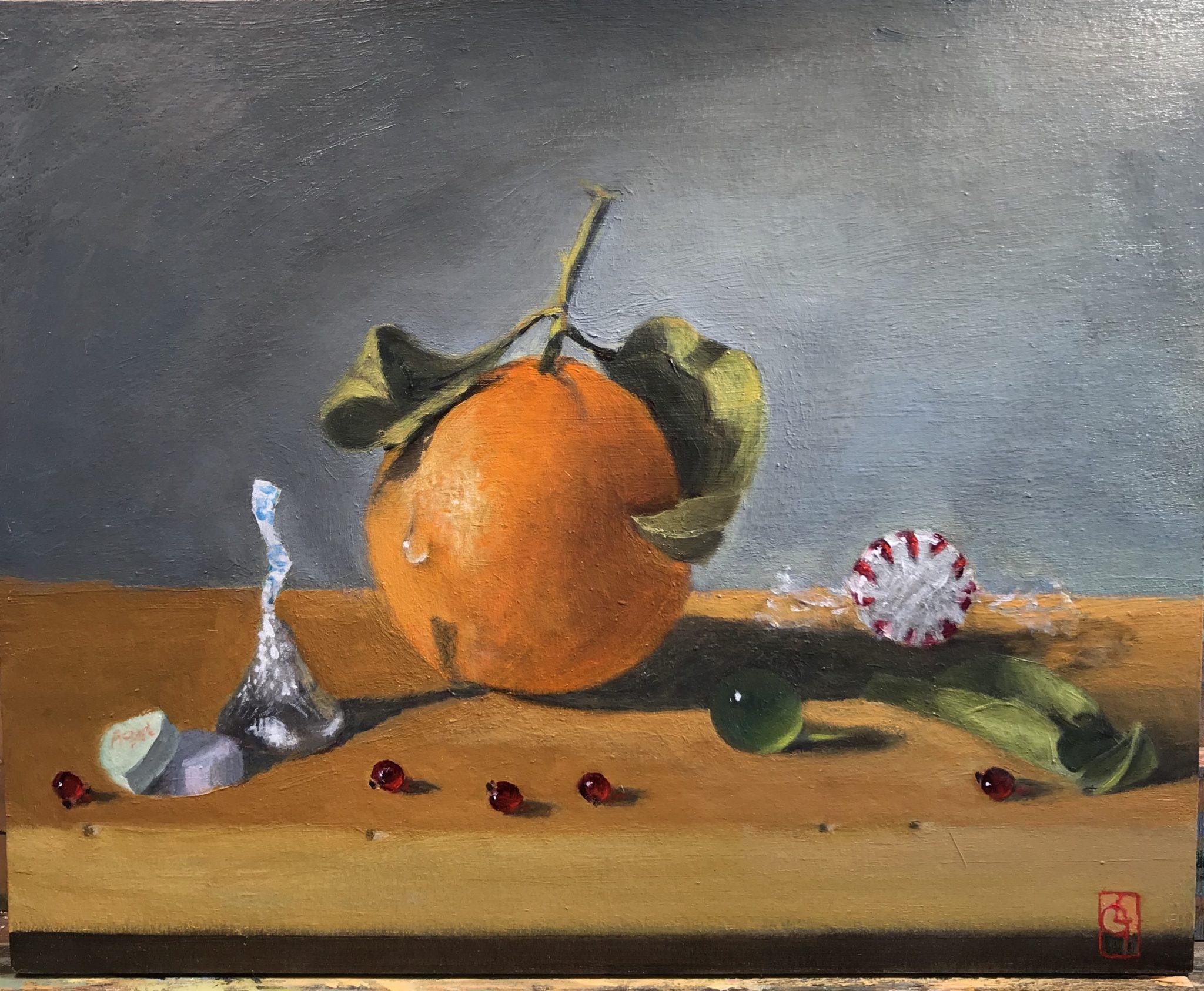 Gabosh, Leslie 2 - Candied Orange