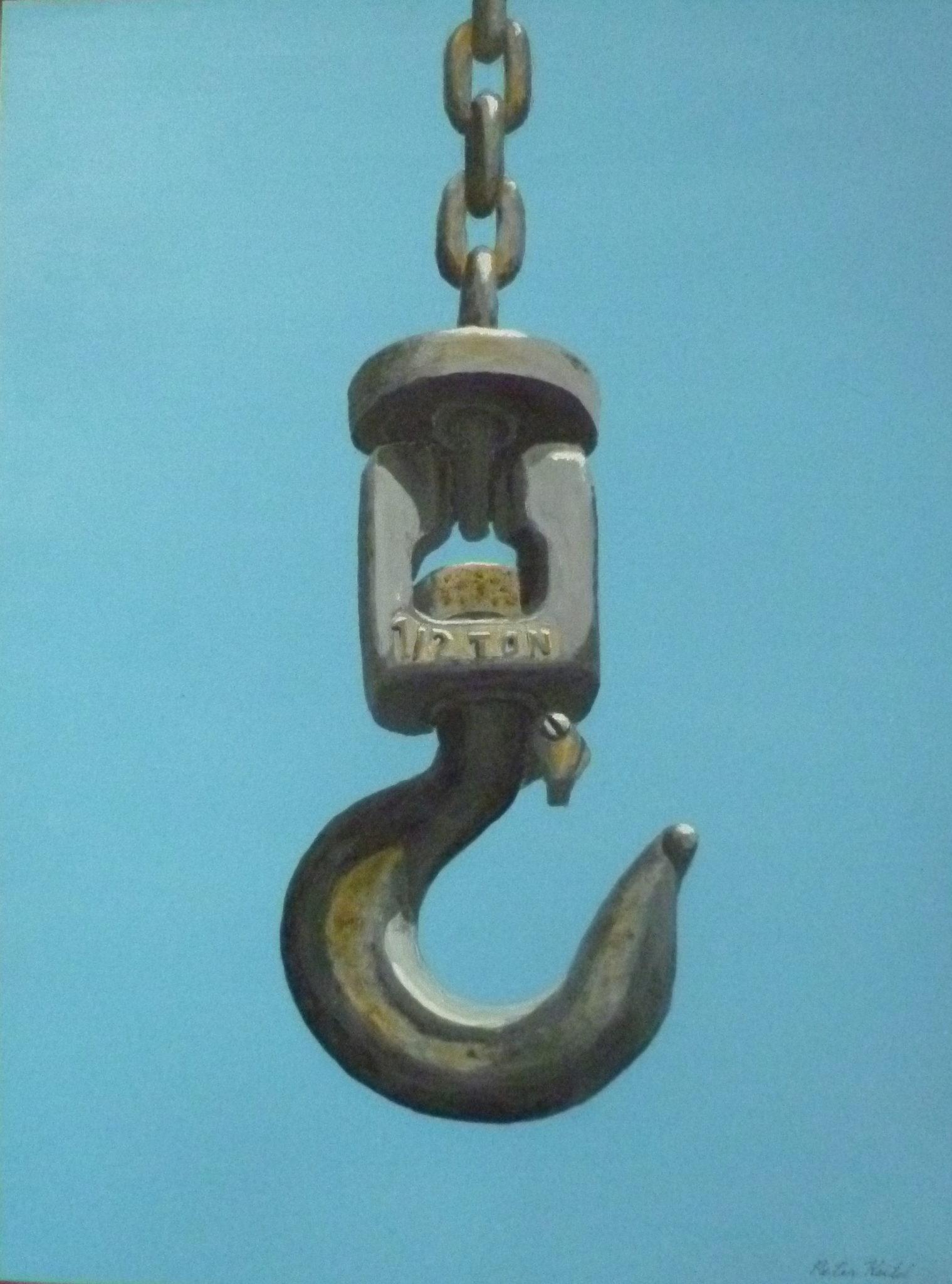 Keitel, Peter - The Hook