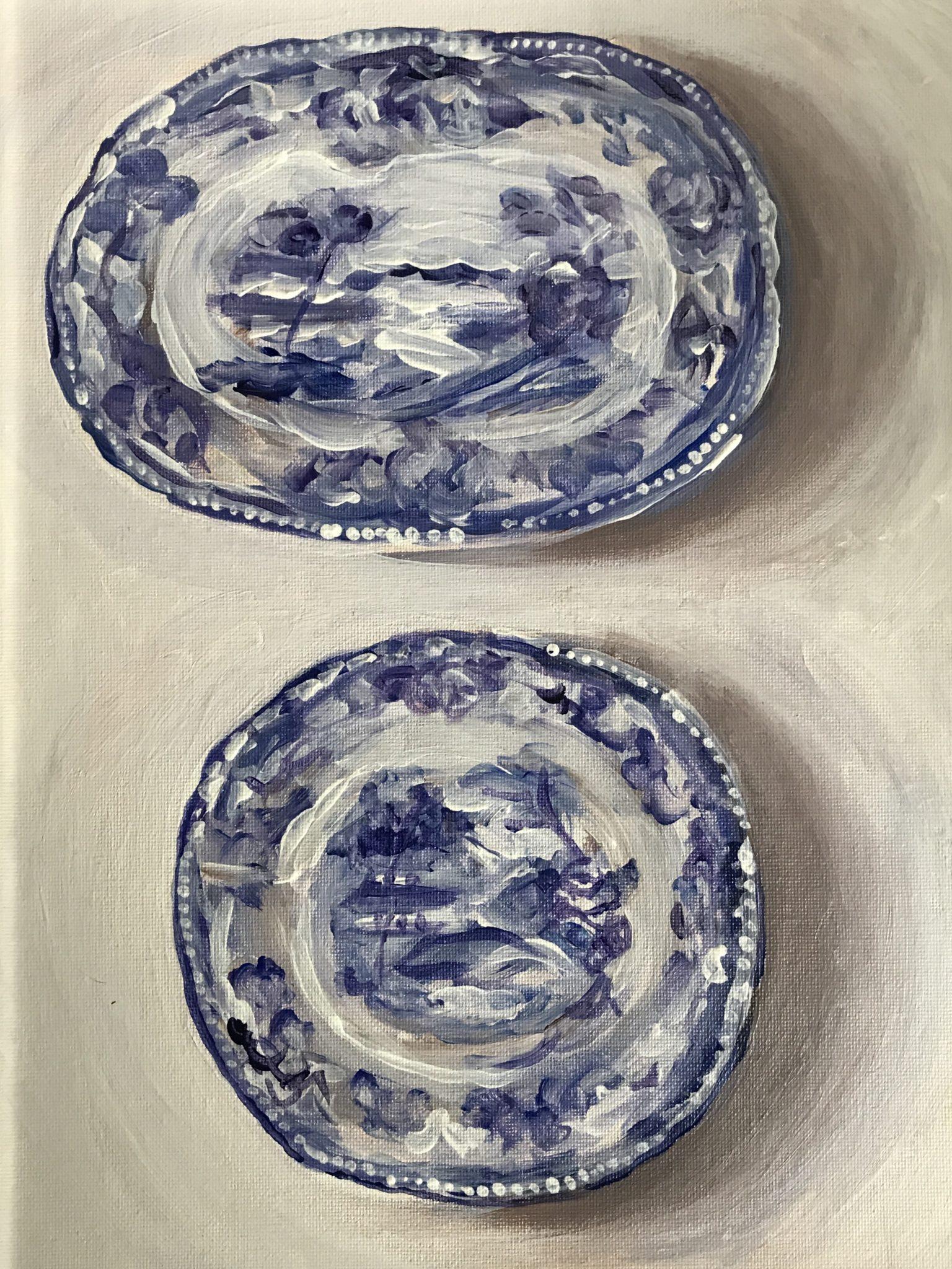 Martin, Karen 2 - Grandma's Dishes 2
