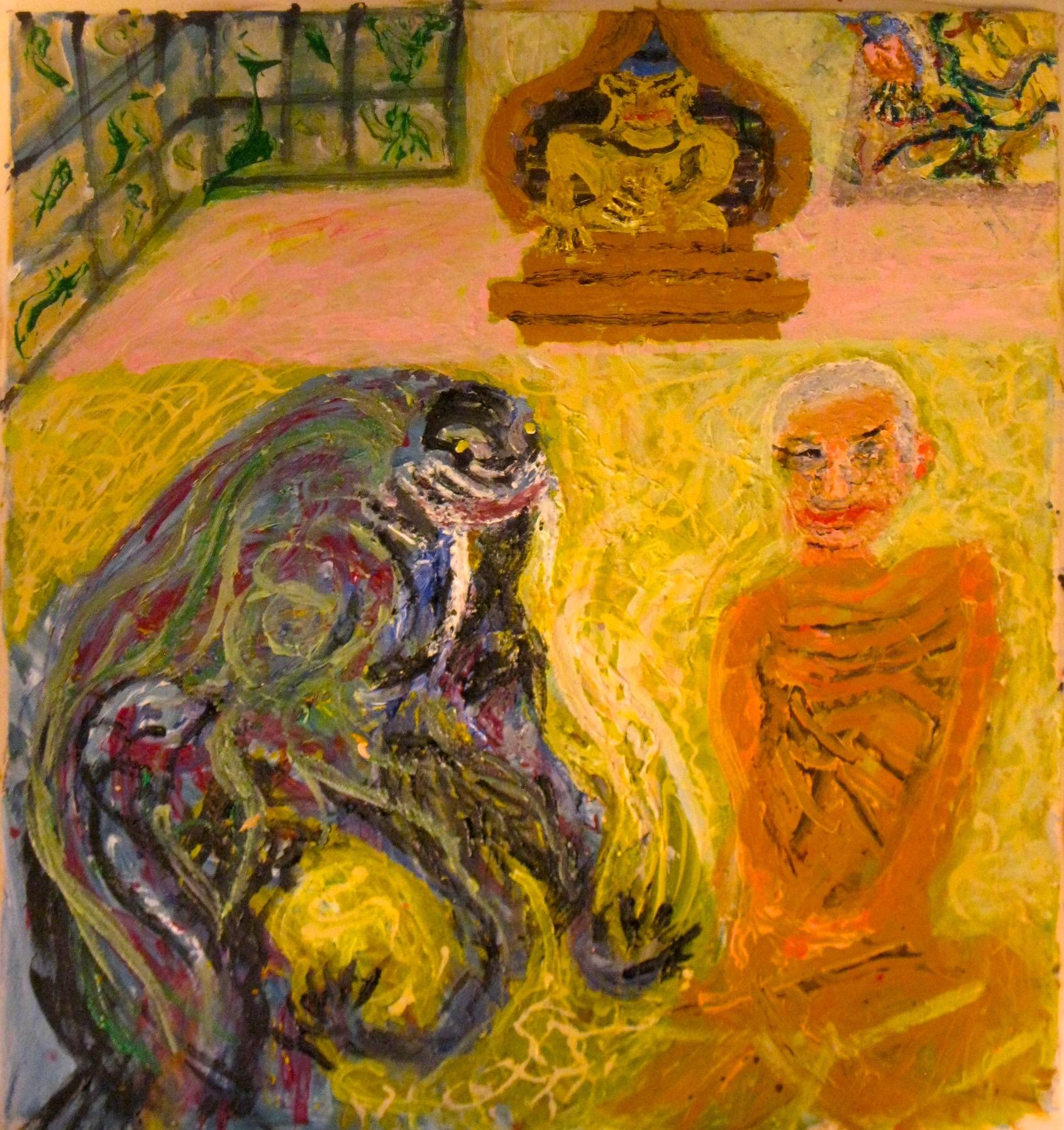 Schiller, Joel - The Walrus and the Zen Master