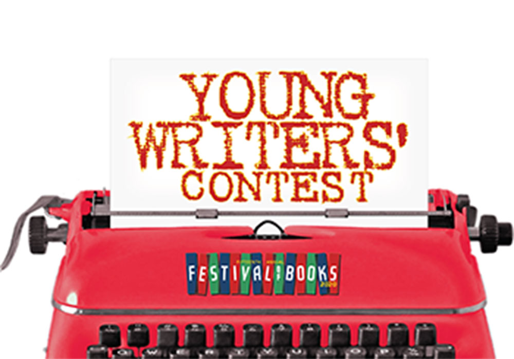 Young Writers' Contest logo