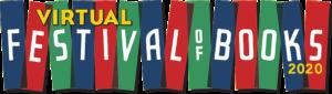 Virtual Festival of Books logo