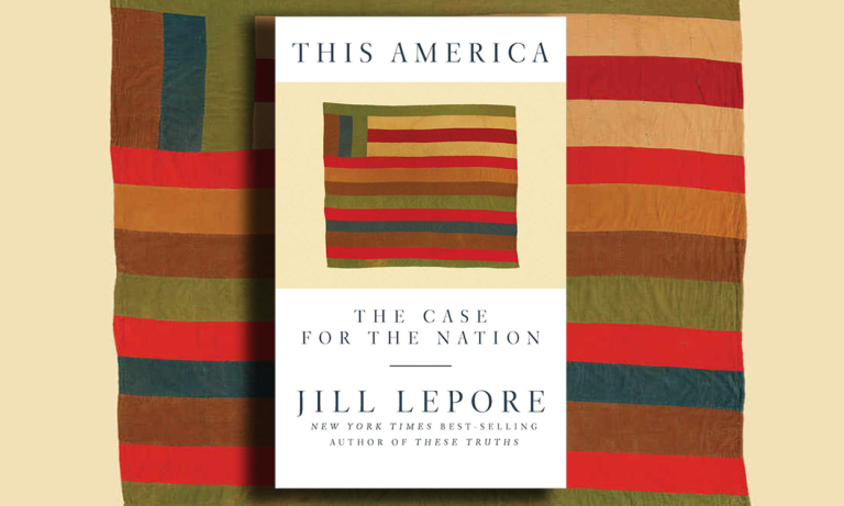 "Cover of the book ""This America"" by Jill LePore"