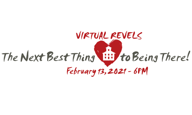 Virtual event. The next best thing to being there. February 13, 2021