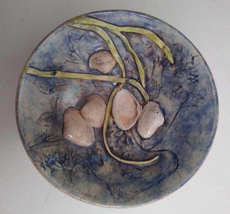 Moira O'Grady Five Shells & Seaweed